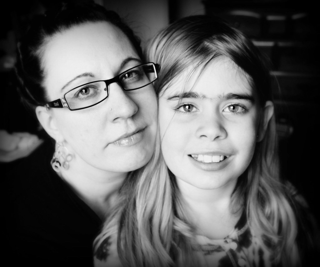 Day 33: Mother-Daughter Portrait