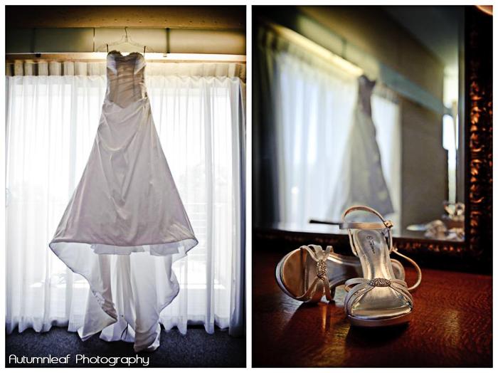 Ari & Shaun's Wedding - Bride's Details