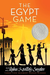 4336061767 910b99520d m Top 100 Childrens Novels #79: The Egypt Game by Zilpha Keatley Snyder