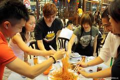 Lou Sang @ Pantai Seafood Restaurant
