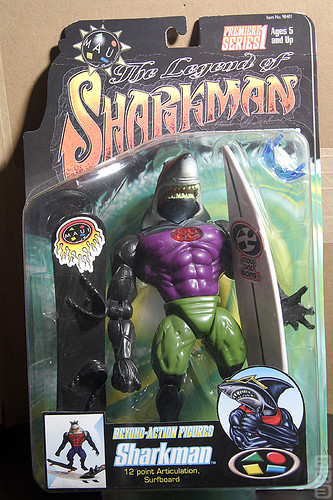 Legend of Sharkman
