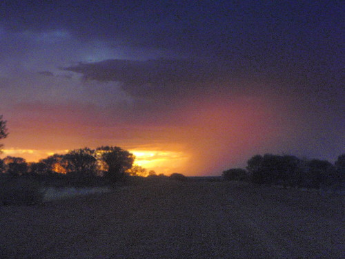 Outback Sunset 9