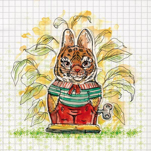 lapin tigre