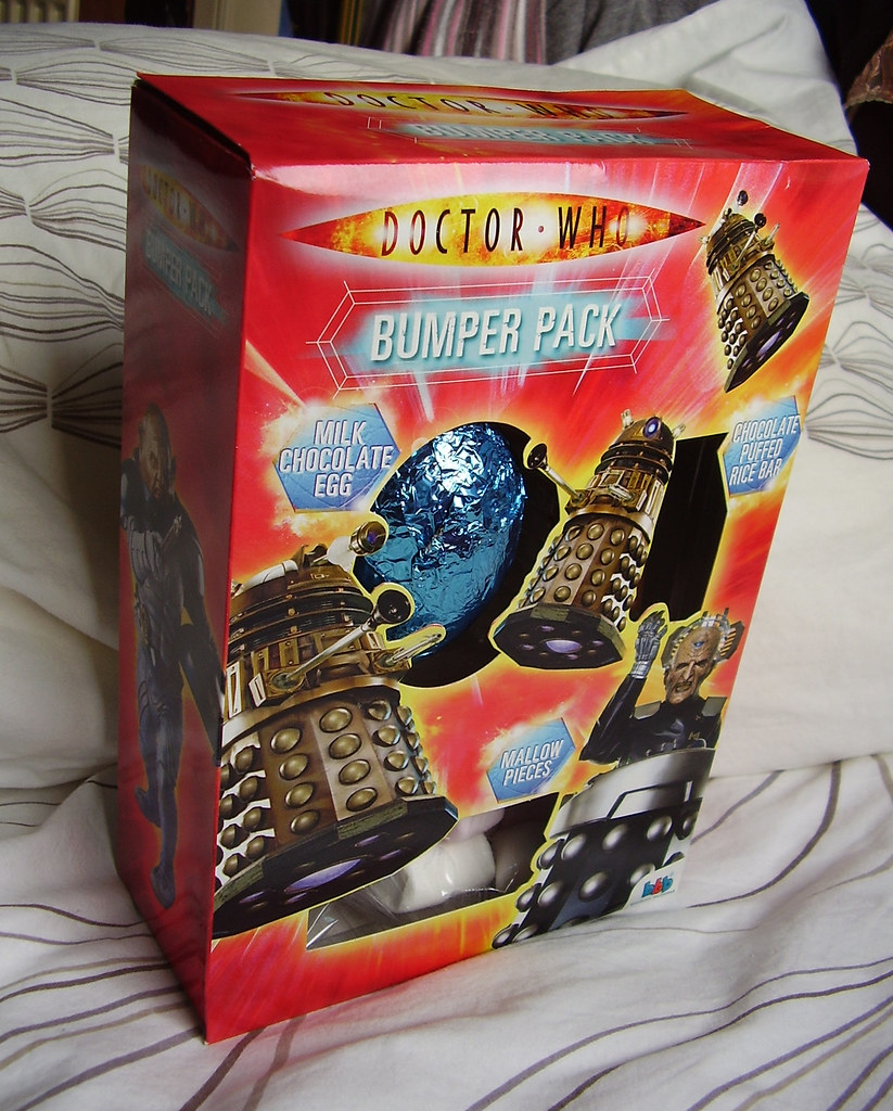 DR WHO - Dalek Bumper Pack