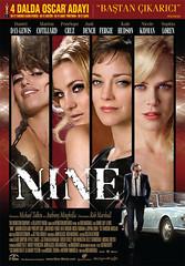 NINE ? Nicole Kidman, Penélope Cruz, Sophia Loren, Kate Hudson