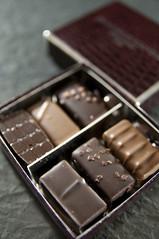 Bonbons au Chocolat, Jean-Charles Rochoux, Salon du Chocolat Tokyo 2010, Shinjuku Isetan