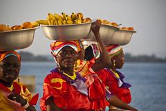 Strangers On The Shore (Mona Hura) Tags: trip cruise vacation fruit port star canal dance colombia ship dancers dancing strangers dry stranger line norwegian bananas land panama cartagena greet ncl greeters 7528
