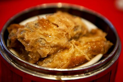 Tofu skin roll 腐皮捲