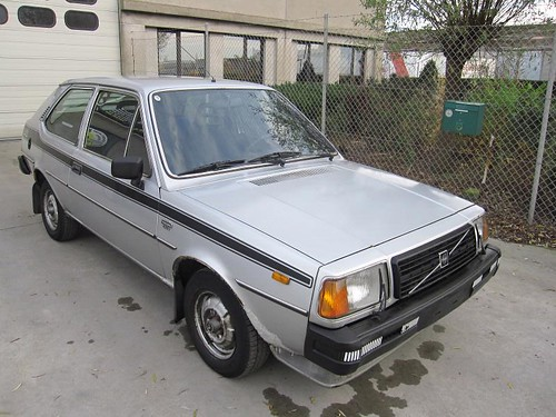 Volvo 343. Volvo 343 dl 1979. kapaza.be