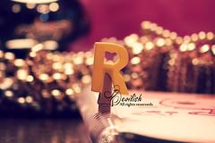 .. (` eviliSh) Tags: yellow gold bokeh r letter letterr 3r bymep reem3