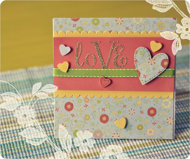 ♥ Card