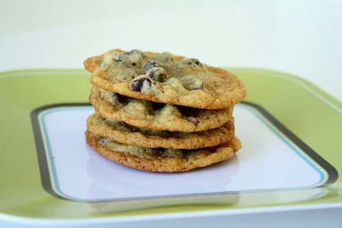 TWD Chocolate Chip Cookies
