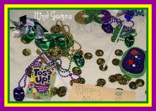 Mardi Gras Goodies