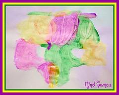 Mardi Gras Painting 04
