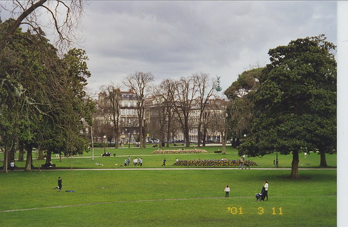 2001-03-11 Bordeux France (public gardens 2)