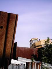 【写真】Construction site (izone 550)
