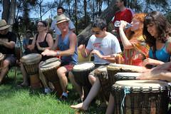 IMG_0544 (krismartin) Tags: market drumcircle narrabeen