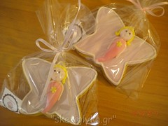 Butterflies (Niki SG) Tags: art cookies butterfly cupcakes cookie little prince sugar fondant  sugarpaste