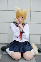 Busu-kawaii cosplay queen 24