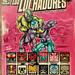 LOS LUCHADORES - Serie #2