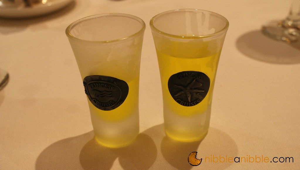 Lemon Shots
