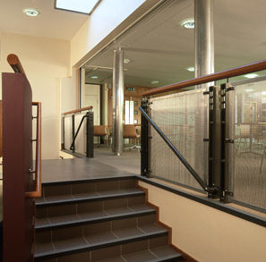 Aluminium Balustrade Panels