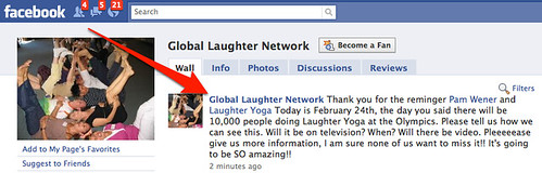 Facebook | Global Laughter Network