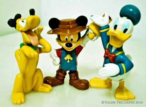 55/365 Mickey and the gang