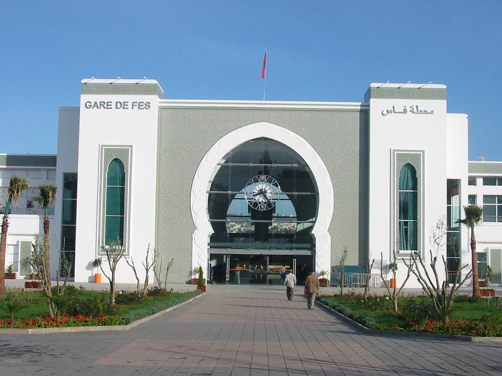 Nouvelle gare de Fès