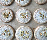 Kizzy's Eggless Persian Cookies