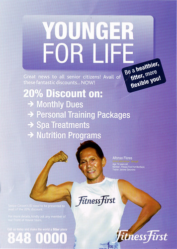 Fitness First Philippines Promo