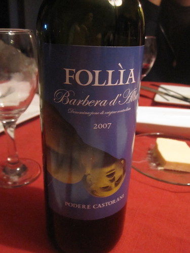 Follià Barbera d'Asti 2007