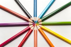 [フリー画像] [物/モノ] [文房具] [鉛筆] [色鉛筆]       [フリー素材]