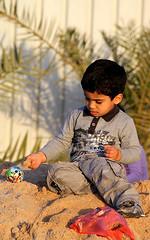 ~[ يآليتني طفڸ ]~ ([ Sultan Al-Hajri ]) Tags: hamad qatar حمد قطر طفل قطري رزه qtri rzh ياليتني