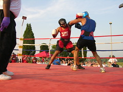 APG holds amateur boxing tournament