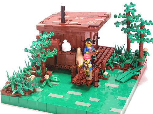 Smuggler's Swamp Shack