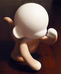 Mod Out Munny (Tony Touch) Tags: ohio art tattoo out toy monkey robot kid mod designer touch vinyl tony toledo oh custom infinite munny
