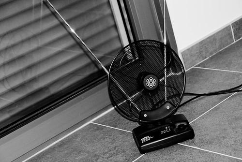 Day #61 - Antenna