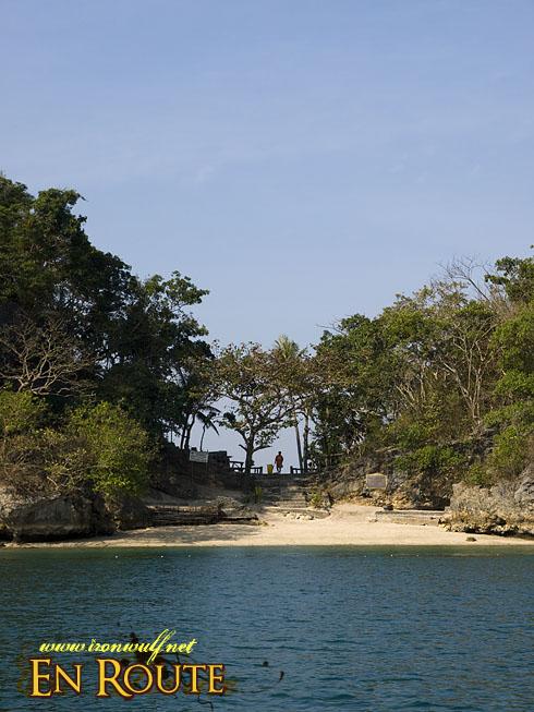 100 Islands Pangasinan Quezon Island