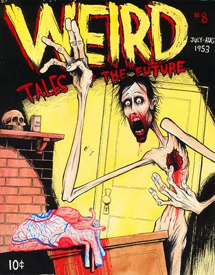 Weird Tales The Future No.8