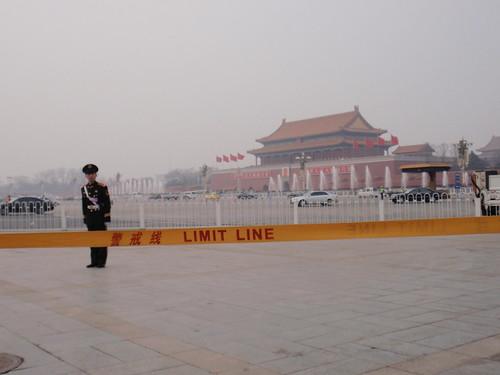 The Limit Line