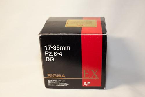 Sigma 17-35mm