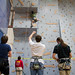 The climbing wall in the University Commons is open most Sunday evening.