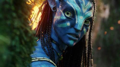 Avatar 3D - Na'vi