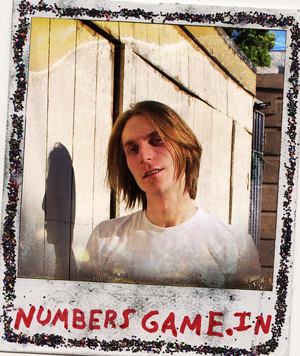 Numbers Game polaroid