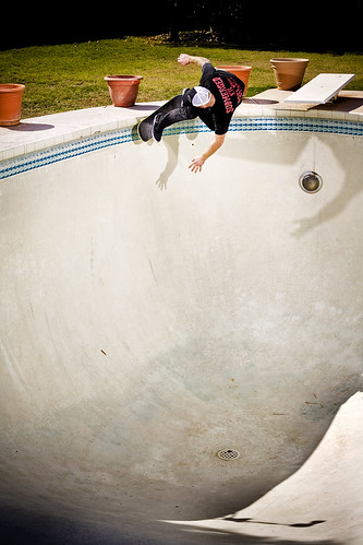 Mitch Back Smith Backyard Pool