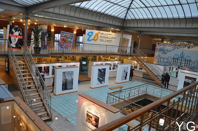Expo musée de la BD Bruxelles