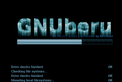 GNUberu...  qué recuerdos!