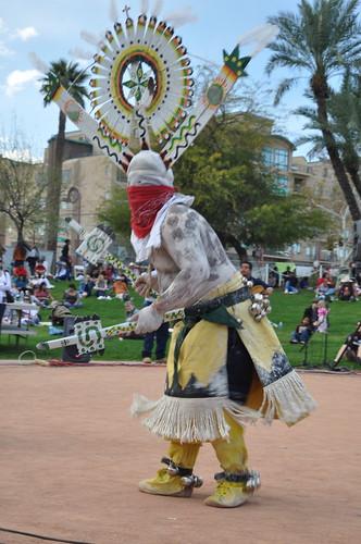 Aravaipa Crown Dancer