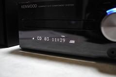 KENWOOD K521 フロント液晶